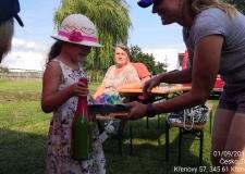 Dětské rybářské závody - 1.9.2019
