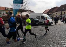 Krajský půlmaraton Plzeňského kraje - 13.4.2019