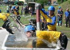 Okrsková hasičská soutěž a oslava 85 let výročí založení sboru - 26.5.2018