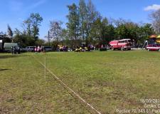 Okrsková hasičská soutěž v Puclicích - 18.5.2019