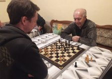 Šachový turnaj - 13.3.2020
