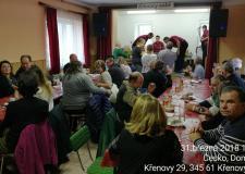 Vesnická zabijačka - 31.3.2018