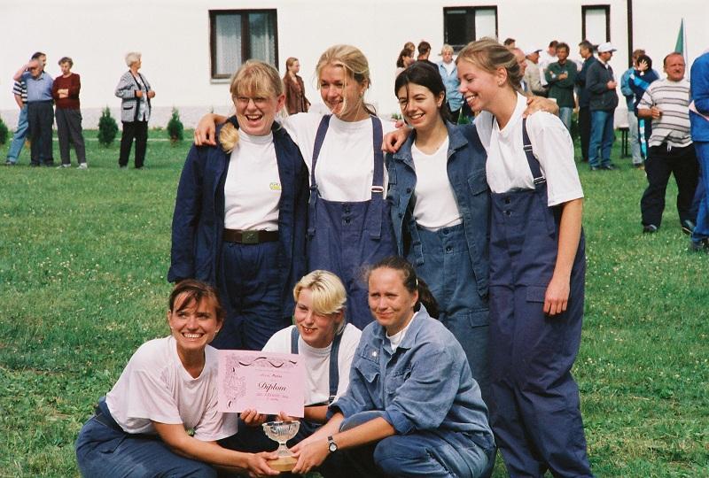 SDH Křenovy - ženské družstvo